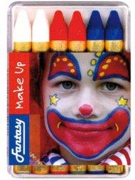 Mini Boîte 6 Crayons France