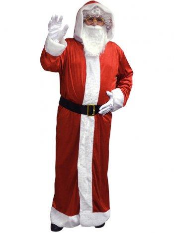 Déguisement de Père Noël Taille Unique