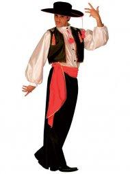 Déguisement de danseur de Flamenco