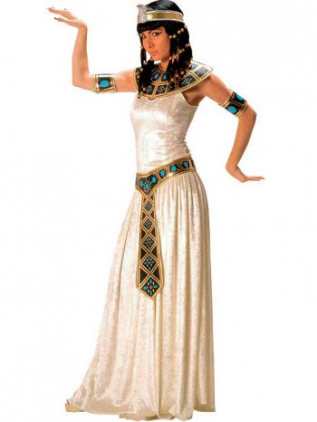Déguisement de Prêtresse égyptienne velours