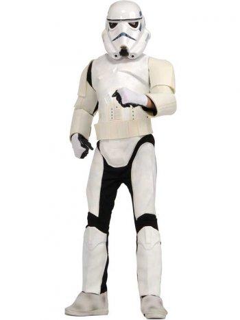 Déguisement de Storm trooper luxe - Star wars