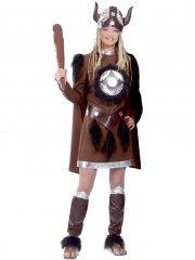Déguisement de guerrière Viking
