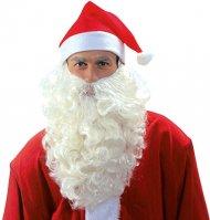 Barbe de Père Noël Luxe