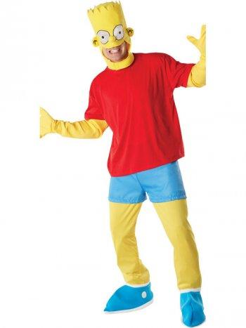 Déguisement Bart Simpsons Taille M