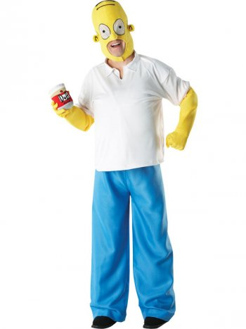 Déguisement Homer Simpsons