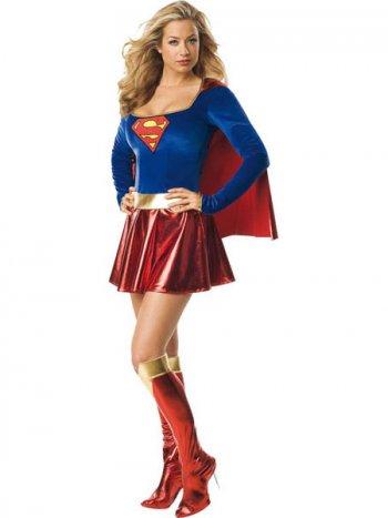 Déguisement Supergirl