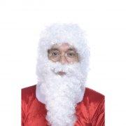 Lunettes Père Noël (Verre et métal)