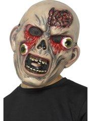 Masque Monstre Zombie Enfant/Ado - Plastique