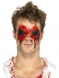 Prothèse Yeux de Zombie - Latex