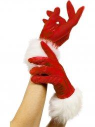 Gants de Père Noël