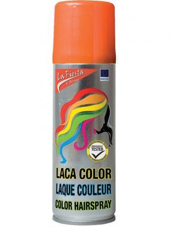 Laque Cheveux Couleur Orange