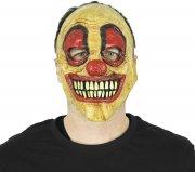 Masque Clown de l'Horreur en Latex