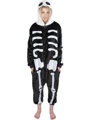 Déguisement Kigurumi Squelette Taille M/L