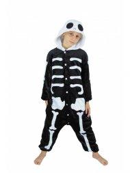 Déguisement Kigurumi Squelette