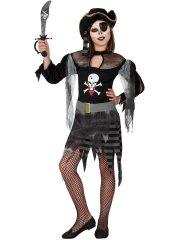 Déguisement de Pirate Fantôme - Fille