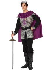 Déguisement de Roi Chevalier Médiéval