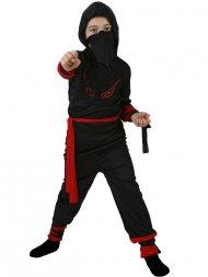 Déguisement de Guerrier Ninja Rouge