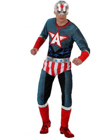 """Déguisement de Super Héros """"A"""""""
