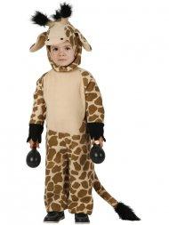 Déguisement de petite Girafe