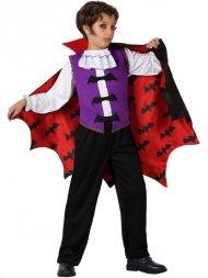 Déguisement de jeune Comte Vampire