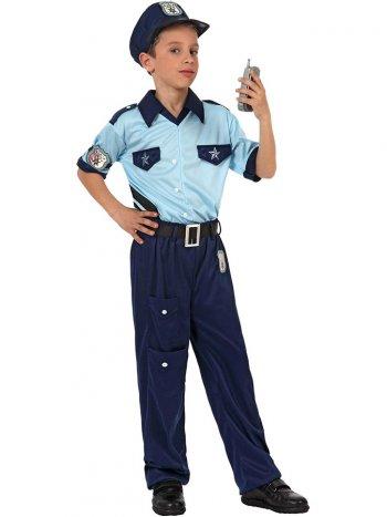 Déguisement Policier français