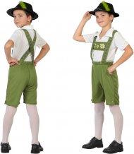 Déguisement de Bavarois Enfant
