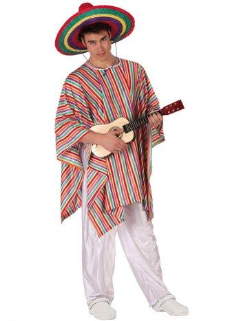 Déguisement de Chanteur Mexicain