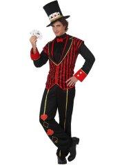 Déguisement de Mister Poker Taille ML
