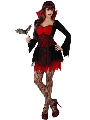 Déguisement de Miss Vampire