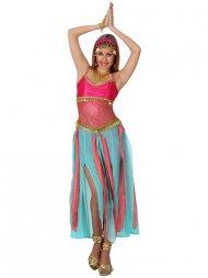 Déguisement de Danseuse Orientale Léïla