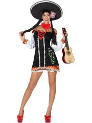 Déguisement Mariachi Mexicaine