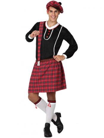 Déguisement d Écossais Traditionnel