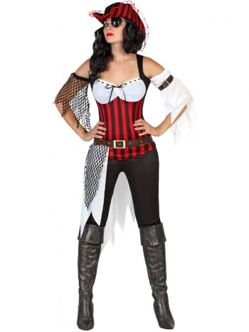 Déguisement de Pirate Samantha
