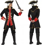 Manteau de Capitaine Pirate