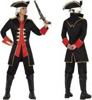Manteau de Capitaine Pirate