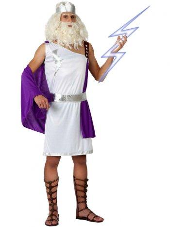 Déguisement de Zeus Pourpre