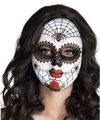 Masque Catrina Calavera
