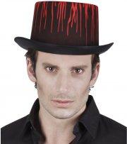 Chapeau Halloween Coulures de Sang