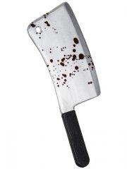 Couteau Feuille de Boucher Horreur