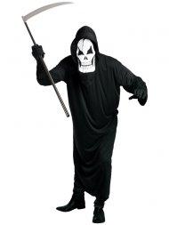 Déguisement Squelette Faucheur Taille Unique