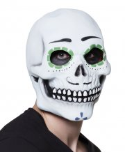 Masque Intégral Calavera Homme - Latex