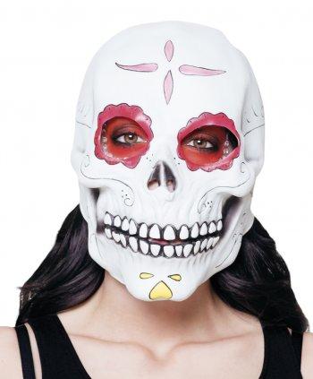 Masque Calavera Femme - Latex