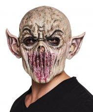 Masque Intégral Alien Sanglant - Latex