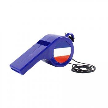 Faux Sifflet Supporter Géant - Bleu