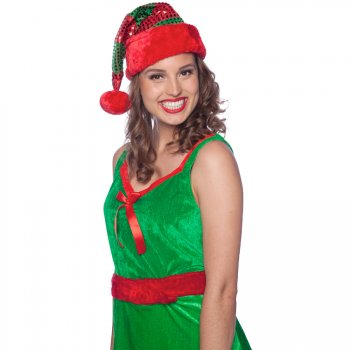 Bonnet Lutin de Noël