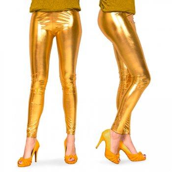 Legging Or Métal