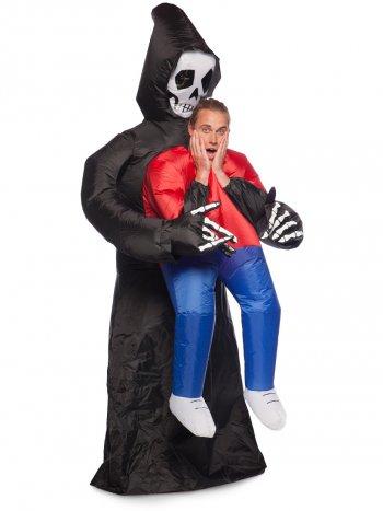 Costume le Faucheur Gonflable