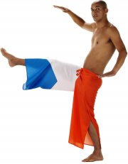 Pantalon Drapeau Hollande