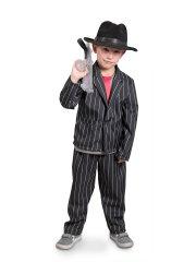 Déguisement De La Mafia Junior