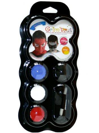 Kit maquillage Super Héros-Chauve souris